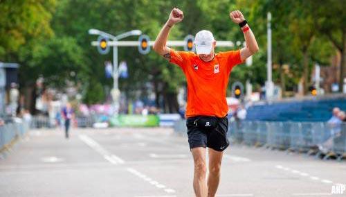 Eerste lopers snellen over finish Vierdaagse