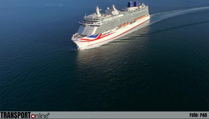 P&O stopt in winterseizoen met cruises in de Perzische Golf