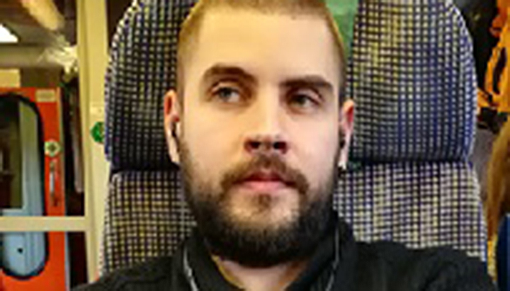 Vrachtwagenchauffeur Cristian Barbu vermist na ferrytocht tussen Rotterdam en Hull [+foto]