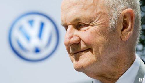 Oud-topman Volkswagen Ferdinand Piëch overleden