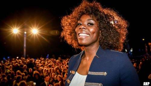 Actrice Imanuelle Grives blijft in Belgische cel