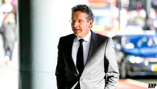 Jeroen Dijsselbloem grijpt naast topbaan bij IMF