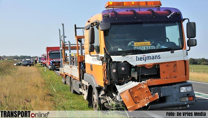 Ernstig ongeval op N381 [+foto]