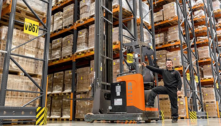 Vos Logistics en ROC de Leijgraaf starten werkvloerleren