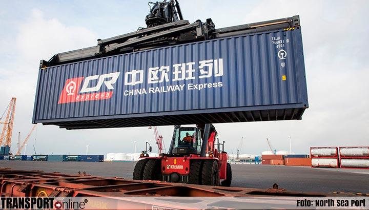 Europa zet North Sea Port nog wat prominenter op de transportkaart