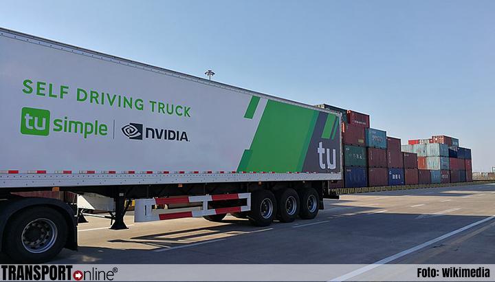 UPS investeert in autonoom transportbedrijf dat zelfrijdende vrachtwagens test