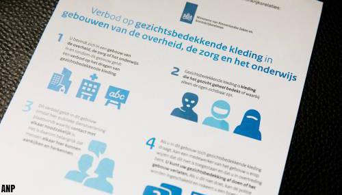 Discussie in speeltuin De Leemkuil Nijmegen om nikab