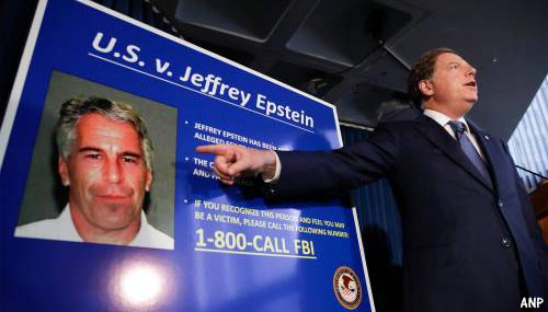 Miljardair Jeffrey Epstein dood door zelfmoord