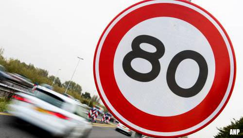 Meerderheid voor verlagen maximumsnelheid