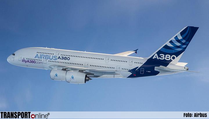 Airbus: verdubbeling vliegtuigen in 2038