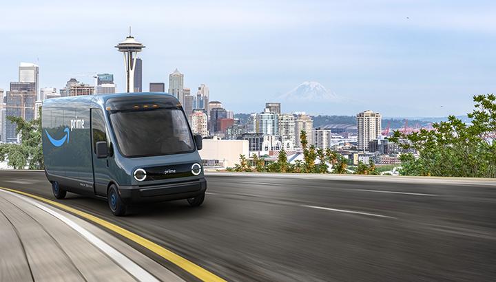 Amazon schaft 100.000 elektrische busjes aan