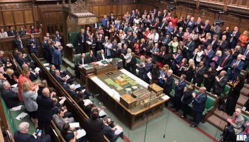 Rechters: schorsing Brits parlement onwettig