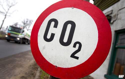 CO2-uitstoot toegenomen door kouder weer