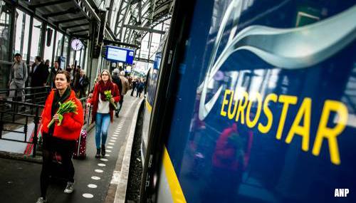 Eurostar direct van Amsterdam naar Londen