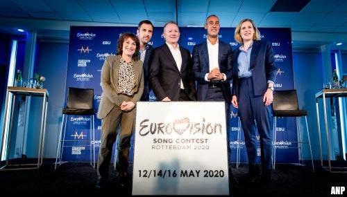 Rotterdam reserveert 15,5 miljoen euro voor songfestival