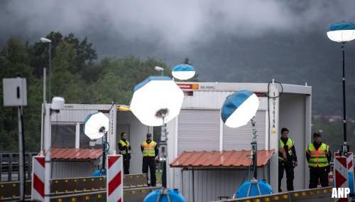 Beieren: langer grenscontroles met Oostenrijk
