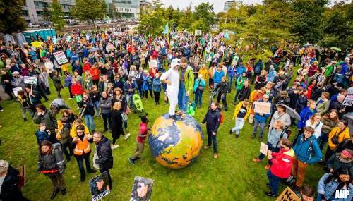 Rutte: boodschap klimaatmars goed verstaan
