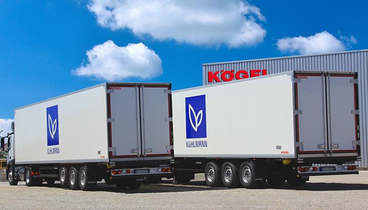 Vijf nieuwe Kögel Cool - PurFerro quality's voor Heinrich Kühlmann