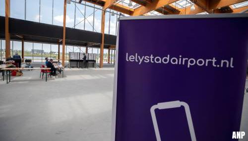 Europese Commissie akkoord met Lelystad Airport