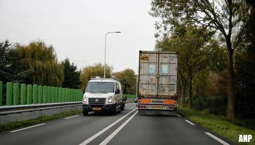 'Meer geld provincies voor veiligere wegen'