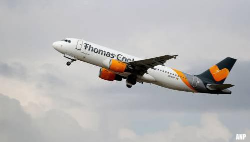 Thomas Cook Duitsland vraagt faillissement aan