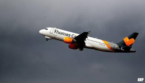 Ook Thomas Cook België failliet verklaard