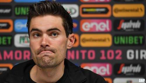 Dumoulin geschokt over doping Preidler in Giro