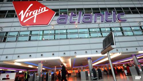 Virgin Atlantic aast op slots Thomas Cook
