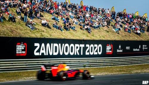 Weer rechtszaak tegen Formule I op Zandvoort