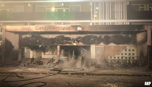 Fatale flatbrand Arnhem mogelijk veroorzaakt door vuurwerk