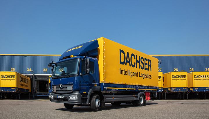 DACHSER breidt zijn logistiek centrum in het Duitse Hof uit