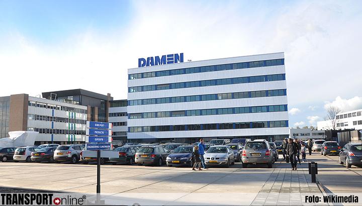 Klacht over gunning Duits miljardencontract aan Damen Shipyards
