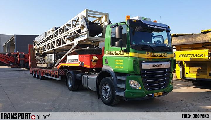 Deereke Transport BV failliet verklaard