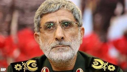 Nieuwe baas Iraanse al-Quds wil VS weg uit regio