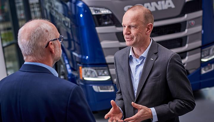 Janko van der Baan: 'Inzet Super EcoCombi cruciaal voor behalen CO2-doelstellingen'