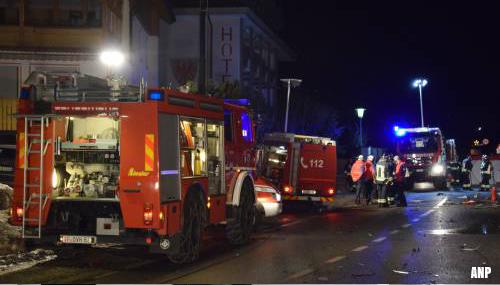 Auto rijdt in op groep mensen in Luttach, zes doden