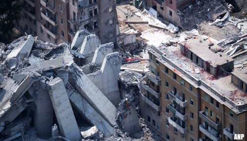 Premier: Morandi brug Genua stortte in door 'ernstige nalatigheid'