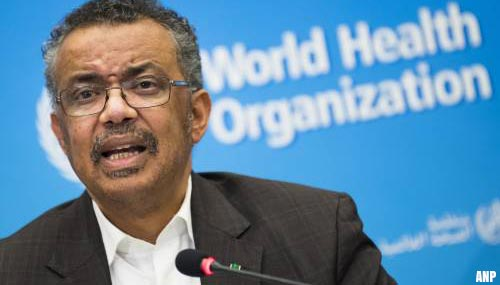 WHO: uitbraak coronavirus is internationale noodsituatie
