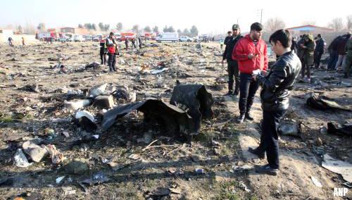 Oekraïne stuurt onderzoeksteam naar locatie crash Iran