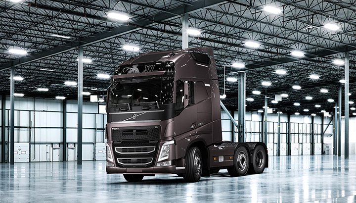 Volvo FH Unlimited Edition focust op comfort