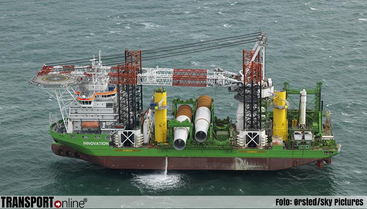 Bouw van windpark Borssele 1+2 voor Zeeuwse kust van start