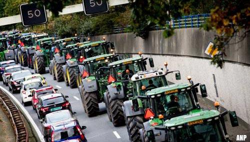 Boeren gaan weer actie voeren