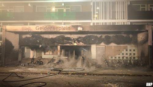 Moeder en dochter flatbrand Arnhem buiten levensgevaar