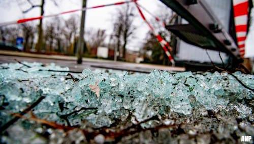 Veel schade aangericht tijdens Haagse jaarwisseling