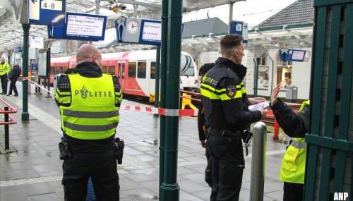 Station Leeuwarden ontruimd vanwege verdacht voorwerp in trein