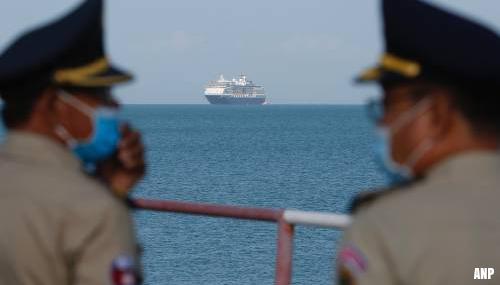 Ook Duits cruiseschip 'Aidavita' geweigerd in Aziatische haven