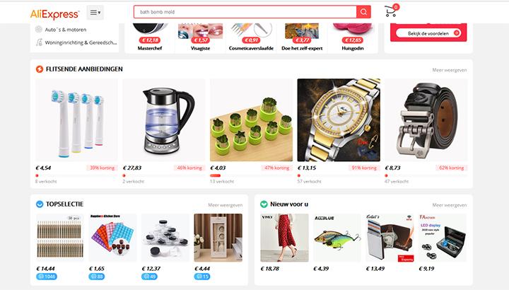 'Veel producten van webwinkels buiten EU zijn onveilig'