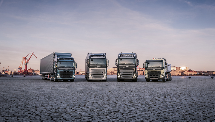 Volvo Trucks introduceert nieuwe generatie zware trucks