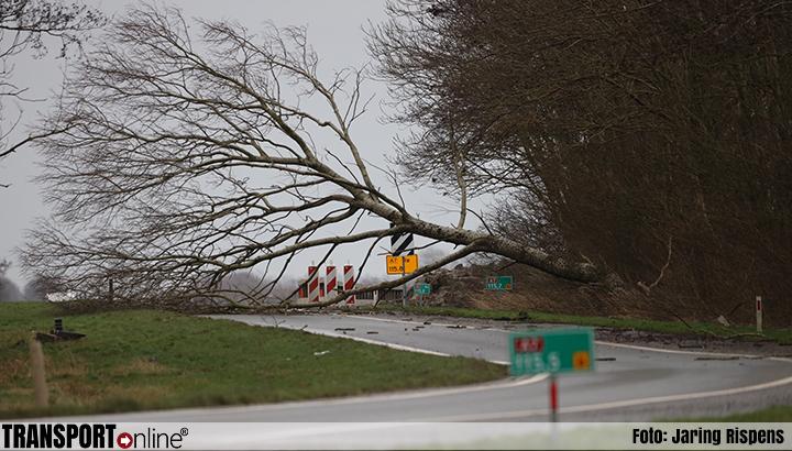 LIVE: Overlast en schade door storm Ciara [+foto's]