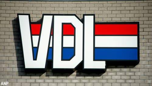 Industrieconcern VDL voelt zwakke automarkt in zijn jaaromzet